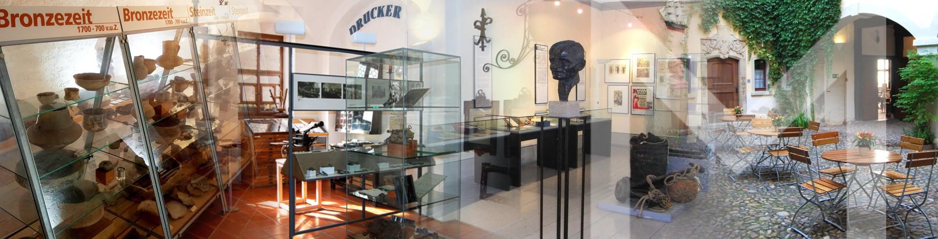 KulturBetrieb Wurzen Folgeseite Banner Museum