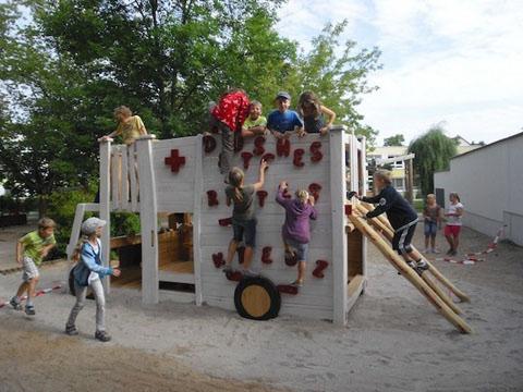 """Kindertagesstätte DRK Kindergarten """"Sonnenschein""""©AWO"""